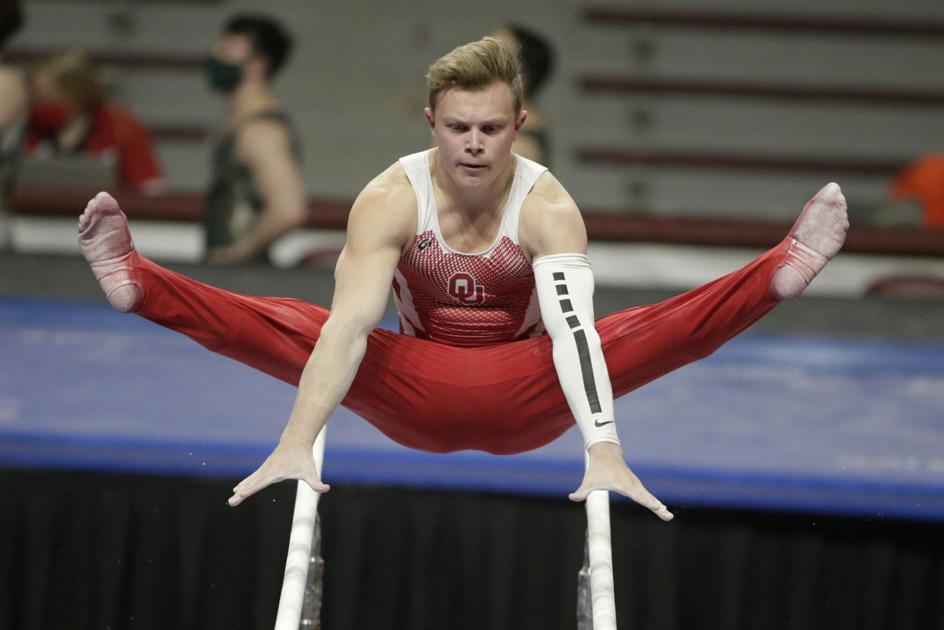 OU men's gymnastics: Sooners still in national title hunt after top-3 finish at qualifier