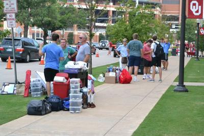 OU Move-In begins this week, ramps up next