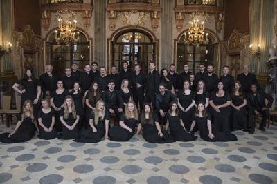 OU singers serenade overseas