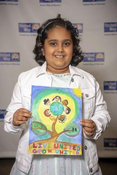 Lincoln Elementary student wins United Way Campaign Poster Contest