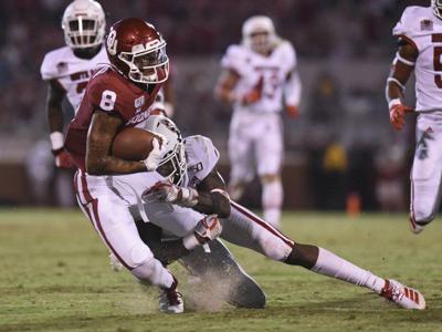 OU football: Oklahoma experimenting with freshman WR Trejan Bridges at safety