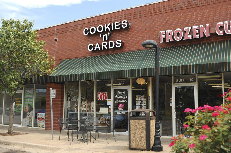 Cookies N Cards Bakery Closing Business Normantranscript