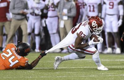 OU football: Oklahoma feels it's more than 'one-man show' following Bedlam win