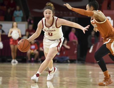 OU women's basketball: Jessi Murcer's confidence growing ahead of first Bedlam experience