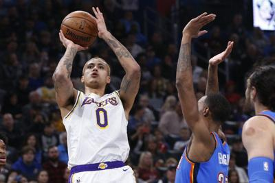 OKC Thunder: Minus their superstars, Lakers still couldn't miss