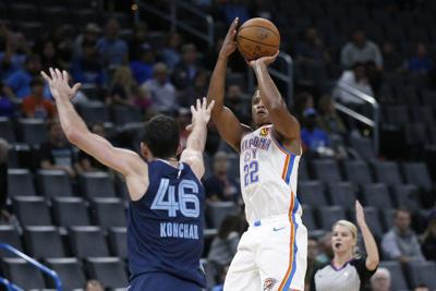 OKC Thunder: Hall's heroics can't undo awful third quarter against Grizzlies