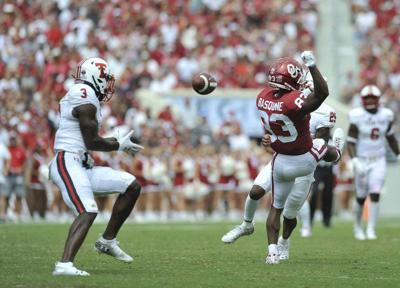 OU football: Oklahoma's one of the few top-30 defenses struggling to gain takeaways