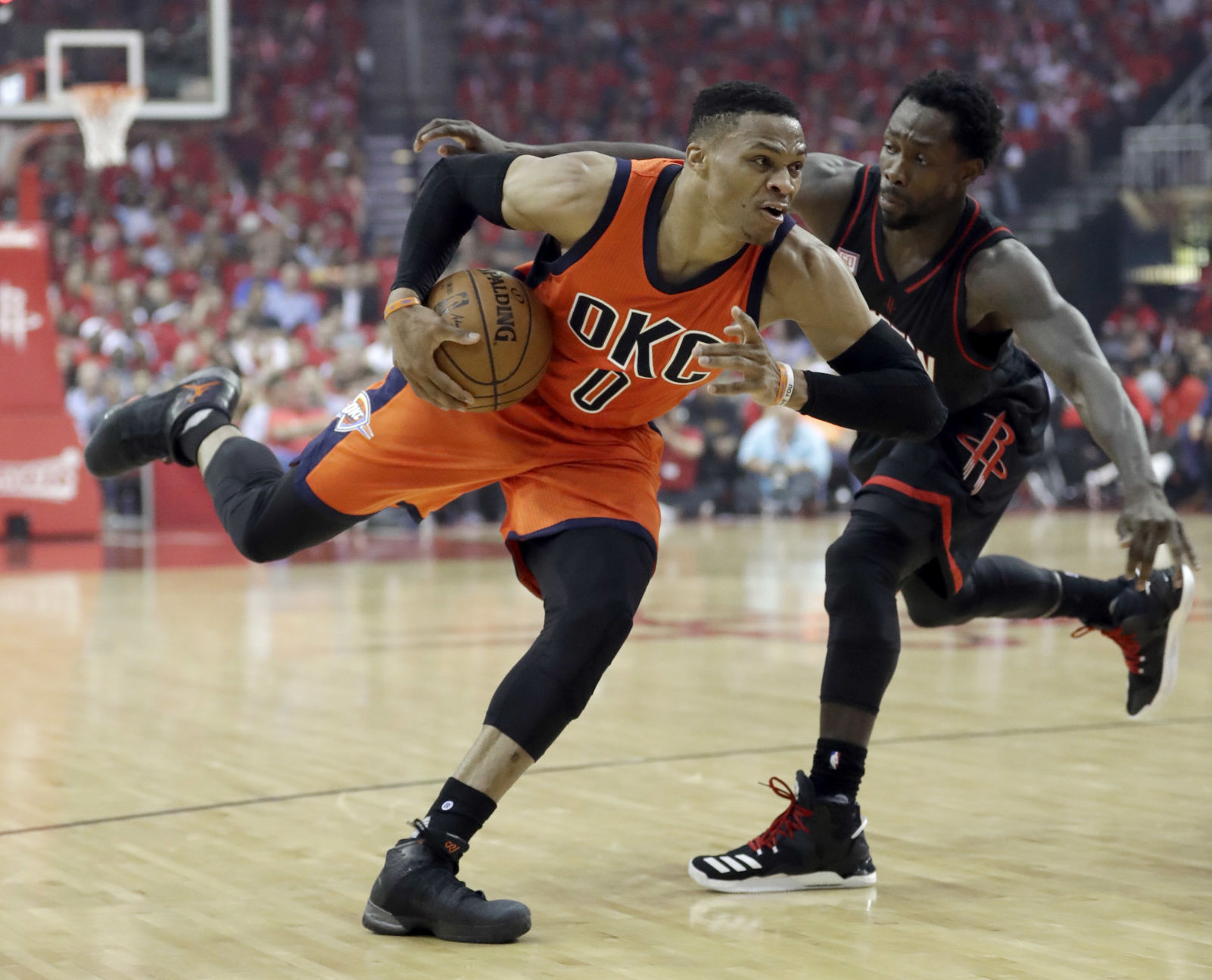 Will Russell Westbrook's shoe deal affect his Oklahoma City Thunder decision?