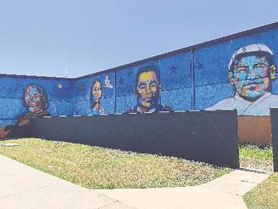 Thunderbird Mural