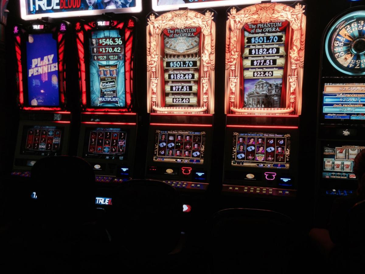 Addicted to online slot machines