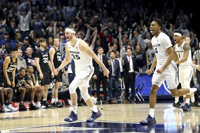 884bc2402d3 Scruggs leads Xavier comeback over Butler
