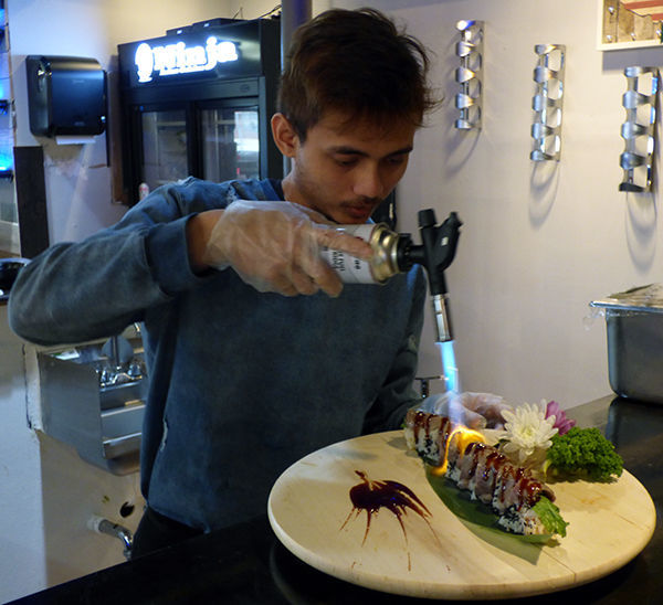 Ninja restaurant brings new Asian flavors to Henry County