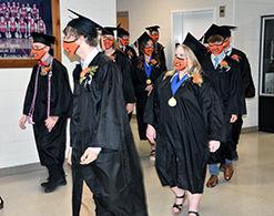 Liberty Center graduation