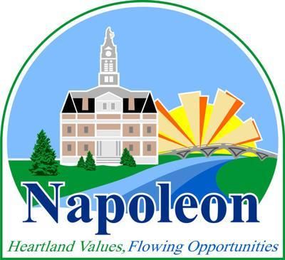 City of Napoleon logo