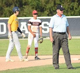 Duane Ressler umpire
