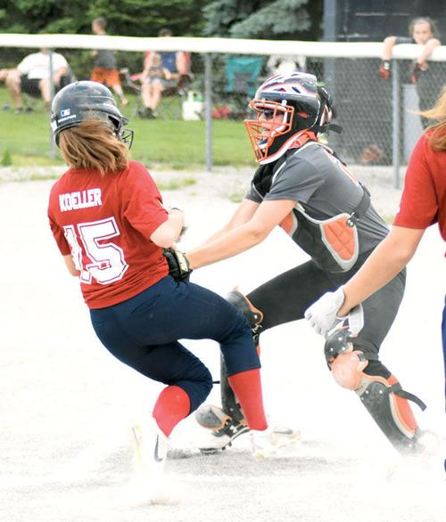 Nap/LC softball | Sports | northwestsignal net