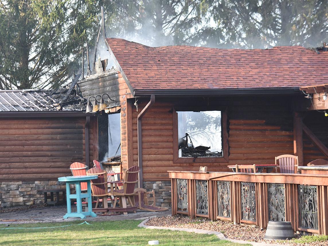 Fire Destroys Much Of Local Tavern News Northwestsignal Net