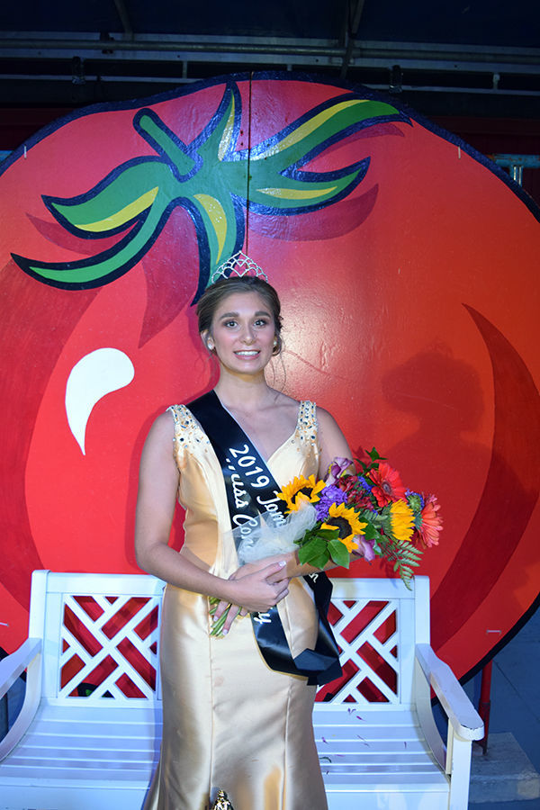 2019 Tomato Queen