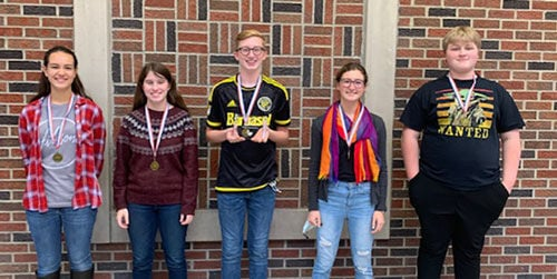 Pettisville junior varsity team winners