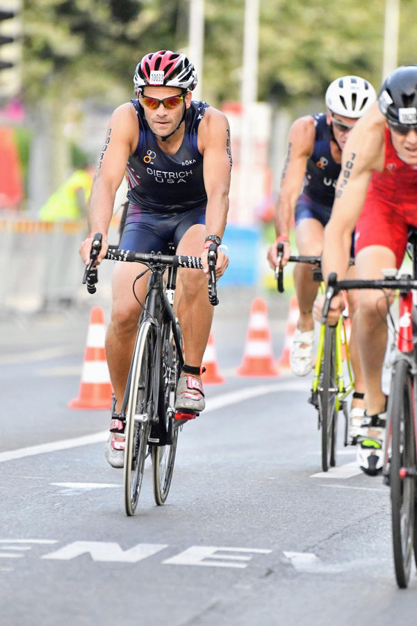 Matt Dietrich bike