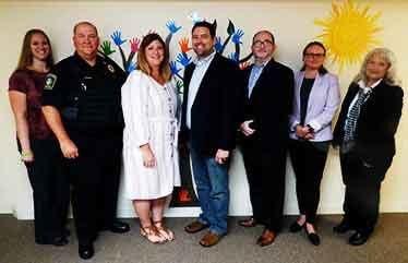 Henry County Children's Advocacy Center visit