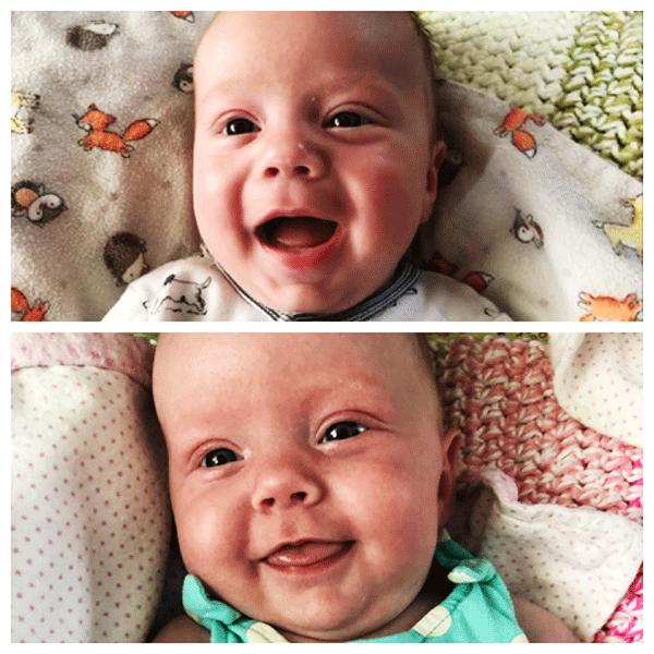 Twins doing well