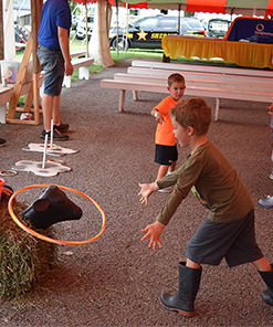 Henry County Fair Kids Day