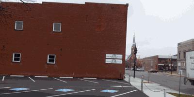 Future mural site