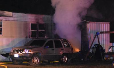 No injuries reported in Wednesday fire