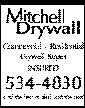 MITCHELL DRYWALL INC