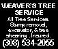WEAVERS TREE SERVICE