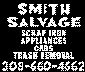 SMITH SALVAGE