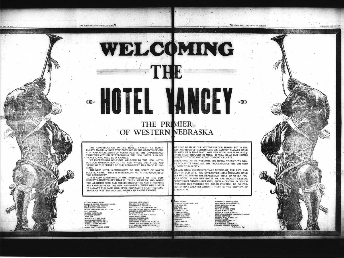 A dulled jewel: 90 years ago, the Yancey opened with glitz and glam