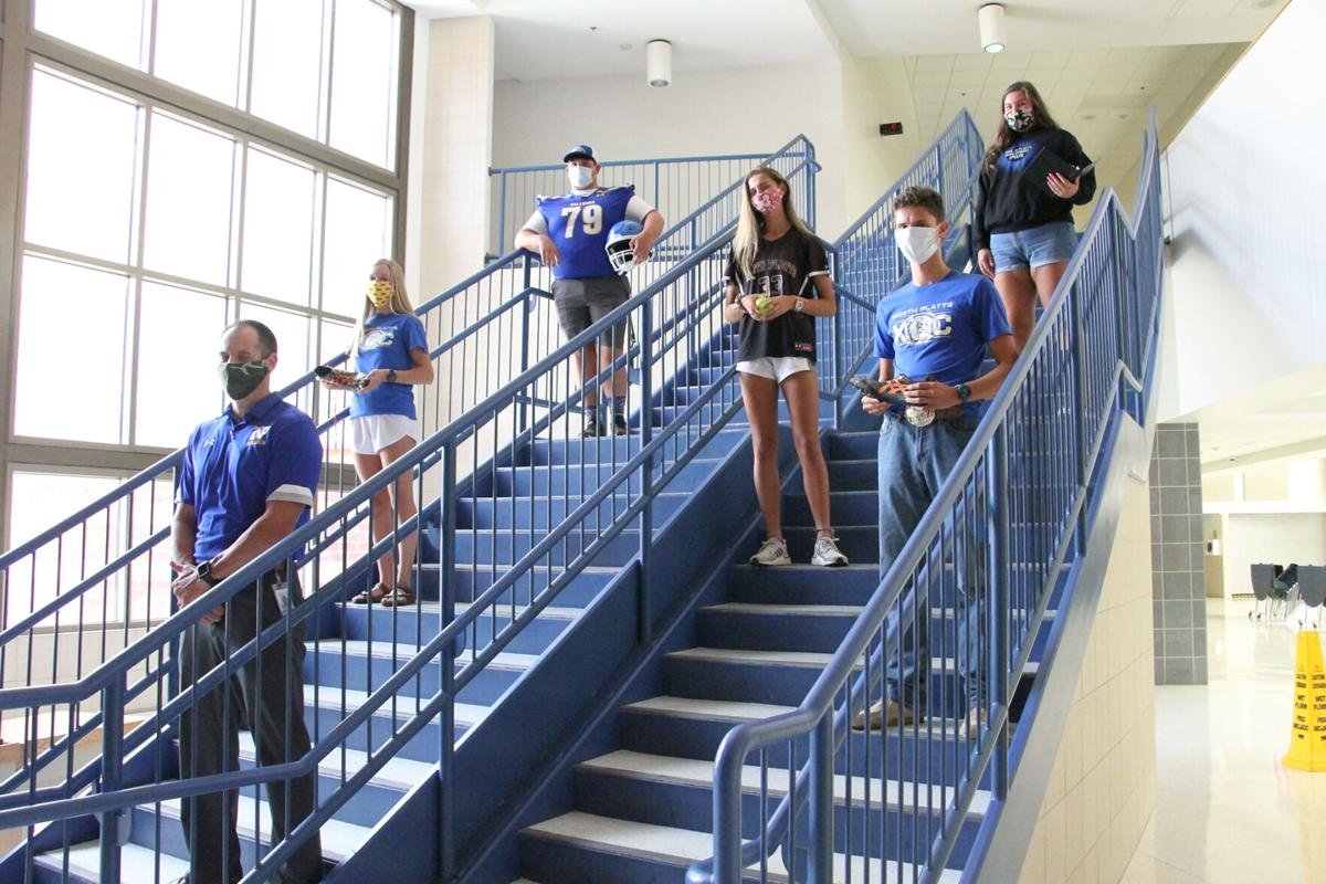 'I do not want to sit at home': North Platte High School group's campaign encourages students to take protective measures