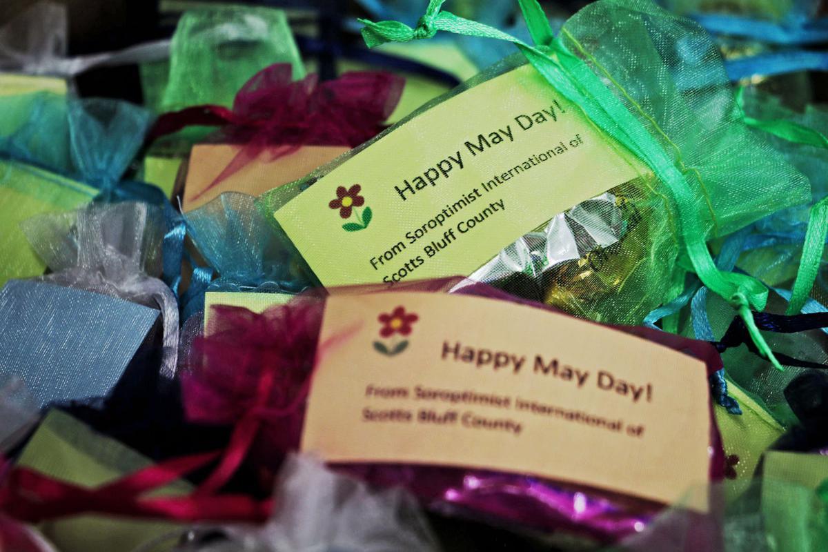 Soroptimist Club keeps tradition, creating baskets for seniors