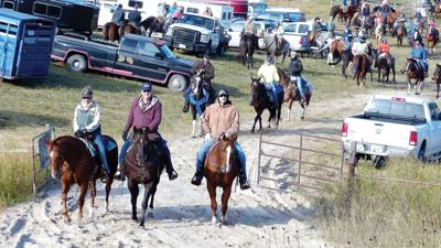Trail ride benefits 4-H for 21st time