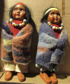 These dolls are great collectibles