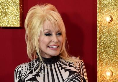 Dolly Parton's daily schedule: 3 a.m. wake-ups and heels in the kitchen