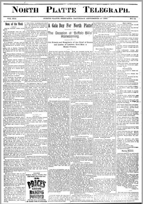 Front page of Wild West in NP, NPT, 9-10-1898, p. 1.JPG
