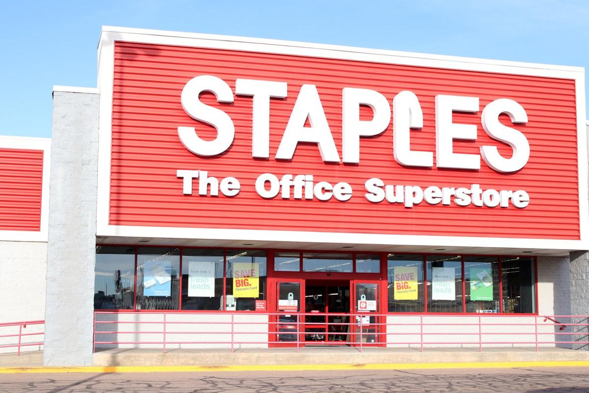 Staples Store Closing At Platte River Mall In July Local News
