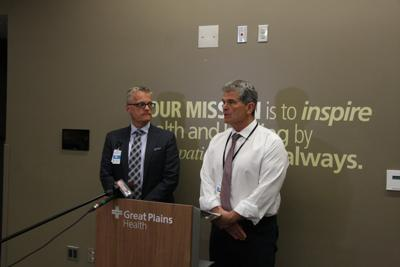 Great Plains Health brings on their first neurosurgeon