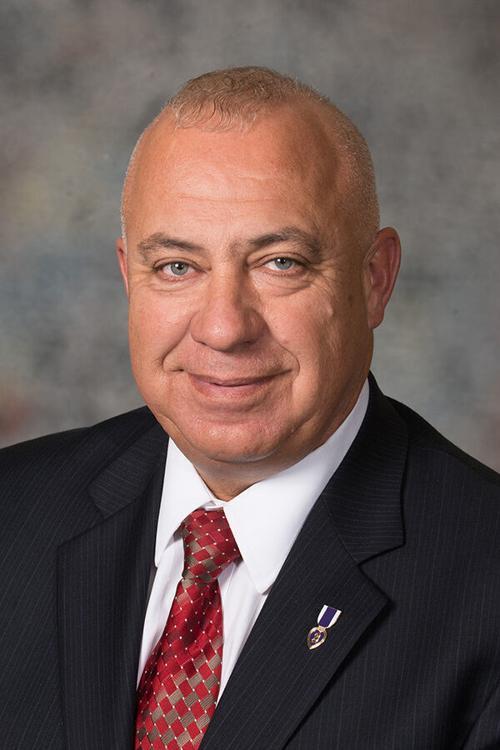 State Sen. Tom Brewer, District 43
