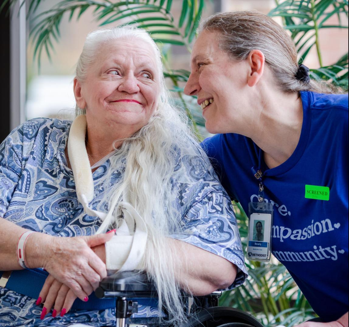 Dunklau Gardens reunited sisters