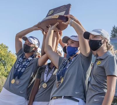 North Platte High School girl's golf wins state tournament
