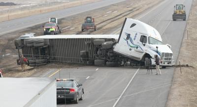 I-80 closed by accident | News | nptelegraph com