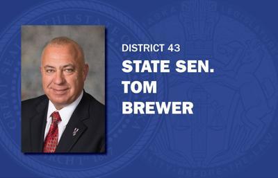Tom Brewer mug senators