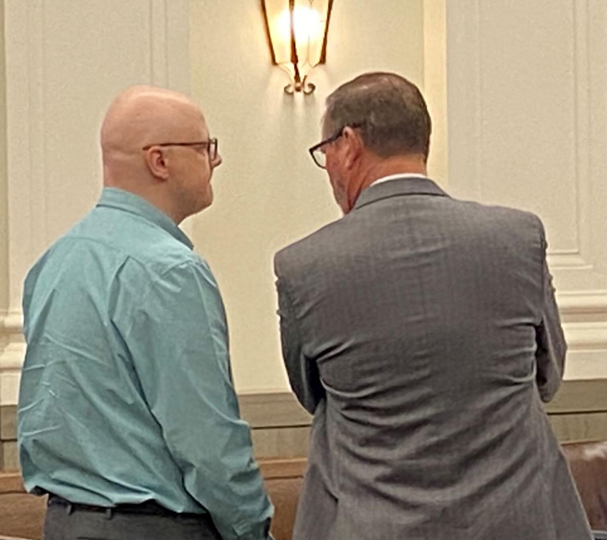 Autopsy focus Friday in Keith Allen trial as testimony wraps for week