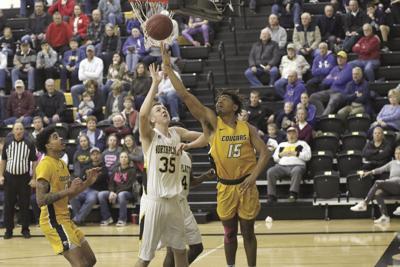 Knights win shootout over Western Nebraska CC 101-98