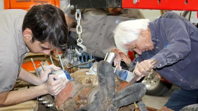 Longtime auto body instructor to retire from NPCC