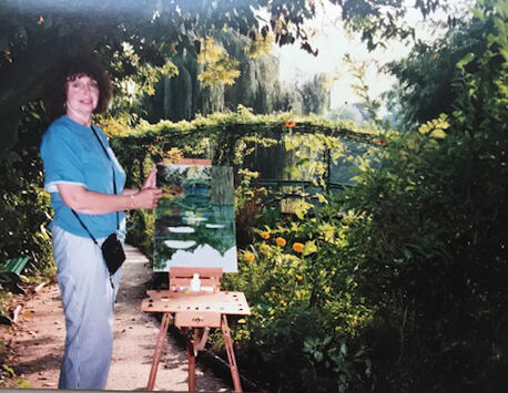 Jacobson: Many of the flowers in Claude Monet's garden can thrive in west central Nebraska
